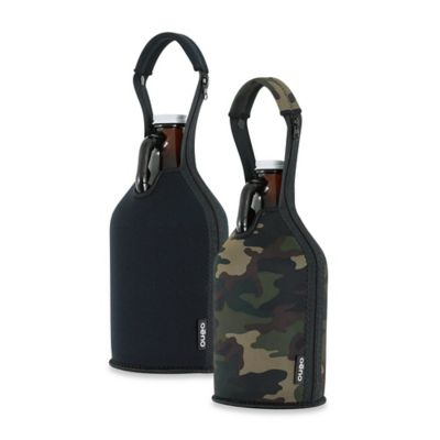 Oenophilia Growler Carrier in Camo