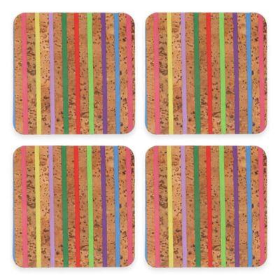 Thirstystone® Cork Coasters