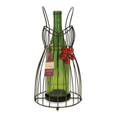 Boston Warehouse® Vineyard Road Dress Wine Bottle Holder
