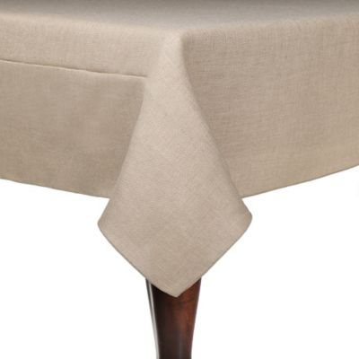 Havana 54-Inch sq. Tablecloth in Natural