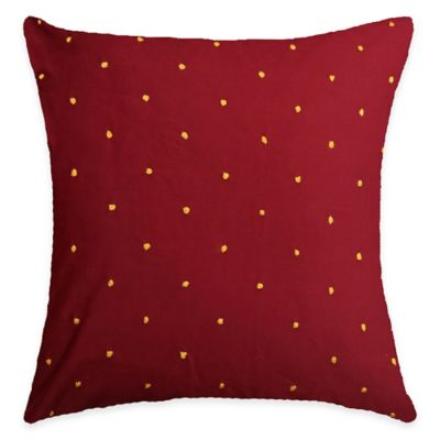 Burgundy Throw Pillows