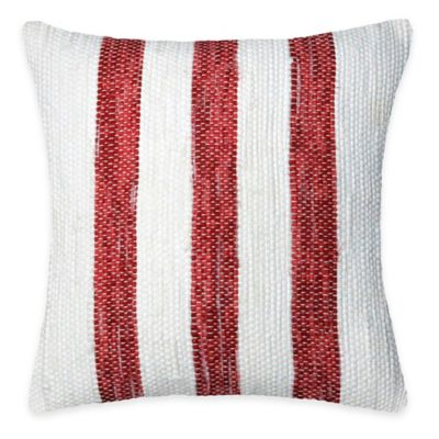 SPUN™ by Welspun Threads With a Soul Americana Handcrafted Throw Pillow