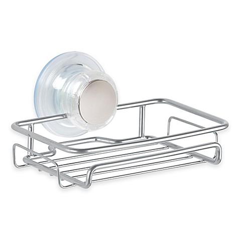 Interdesign Turn N Lock Suction Soap Dish Bed Bath Beyond