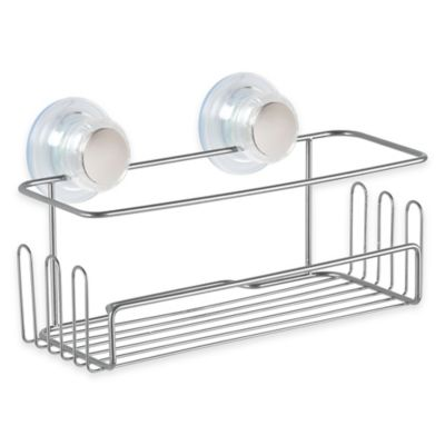 Silver Suction Basket