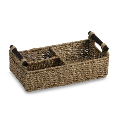 Lamont Home™ Tangere Seagrass Divided Tray