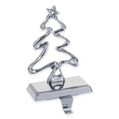 Kurt Adler 7.5-Inch Metal Tree Stocking Hanger