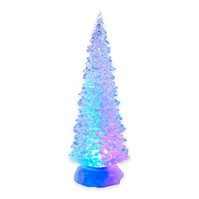 Kurt Adler 12-Inch LED Lighted Christmas Tree