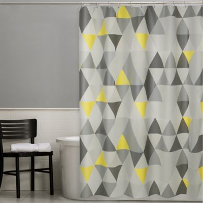 Vertex PEVA Shower Curtain