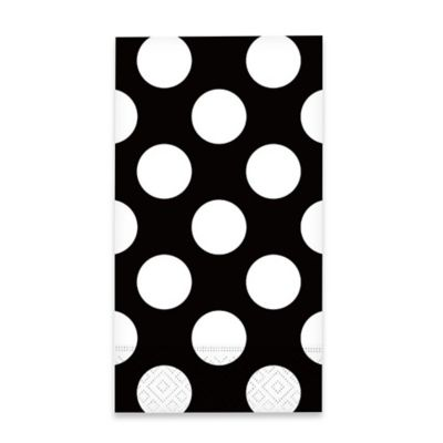Dotte Grande 15-Count Guest Towels