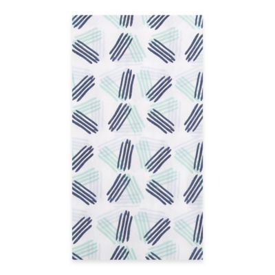 Morocco Brushstrokes 15-Count Paper Guest Towels