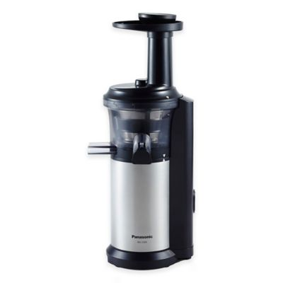 Panasonic® Slow Juicer with Frozen Treat Attachment