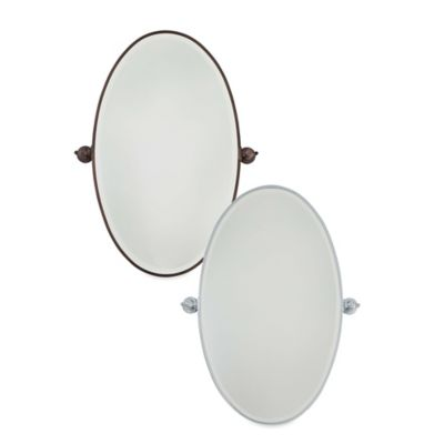 Chrome Decorative Wall Mirror
