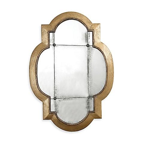 Uttermost 40 5 Inch X 28 75 Inch Andorra Antiqued Mirror