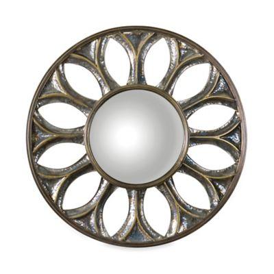 Uttermost Yenisey 36-Inch Round Mirror