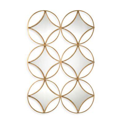 Uttermost Zamora 29-Inch x 44-Inch Geometric Mirror
