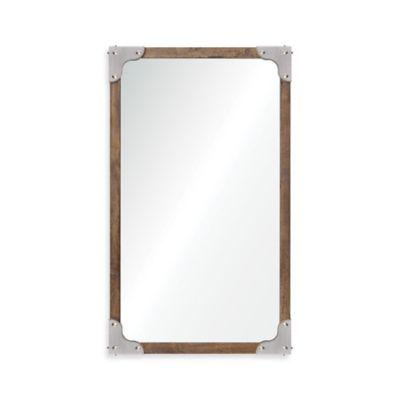 Ren-Wil Advocate 24-Inch x 40-Inch Rectangular Mirror