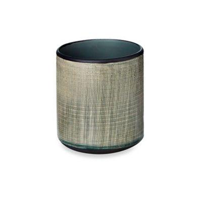 Sage Floral 4.5-Inch Ceramic Round Pot