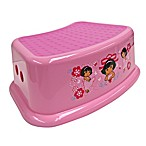 Ginsey Dora the Explorer Step Stool