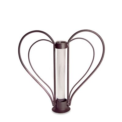 Danya B.™ Sweetheart Iron Heart-Shaped Bud Vase