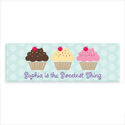 Sweetest Thing Canvas Wall Art