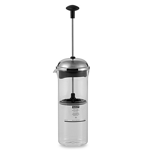Bodum® Milk Frother and Steamer