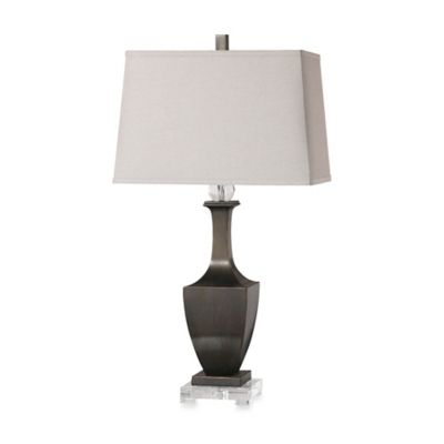 Rubbed Bronze Lamps