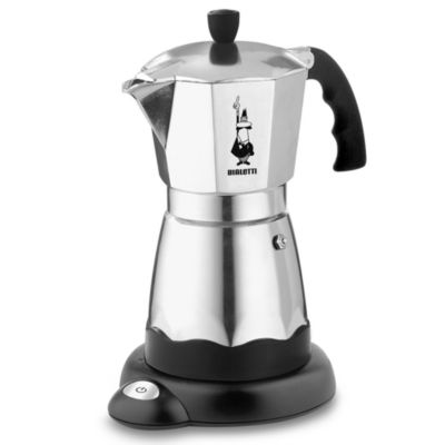 Bialetti® 6-Cup Easy Caffe Model 7009 Espresso Machine