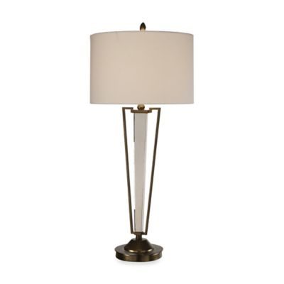 Uttermost Ithaca Art Deco Style Table Lamp
