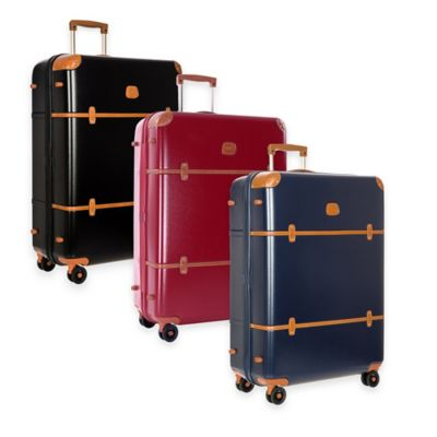 Bric's Bellagio 32-Inch 8-Wheel Spinner Trunk in Red