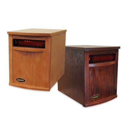 Mahogany Electric Heaters