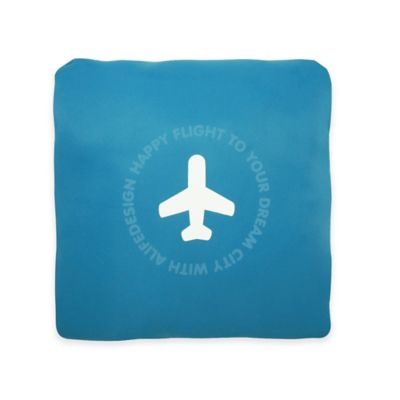 ALIFE DESIGN Happy Flight Folding Bag in Blue