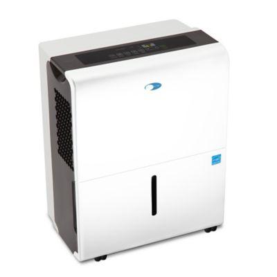 White Dehumidifier