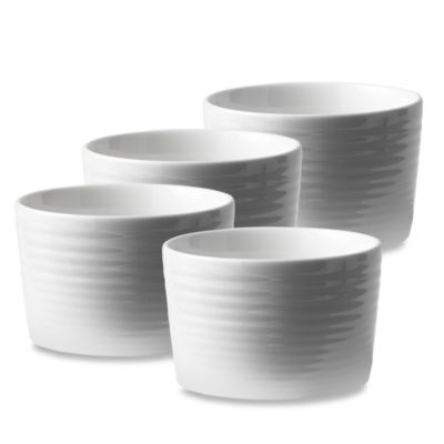 Gordon Ramsay by Royal Doulton® Oven-to-Tableware 9 1/2-Ounce Ramekin (Set of 4)