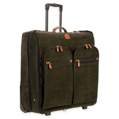 Garment Bag in Olive