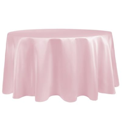 Ice Pink Tablecloths