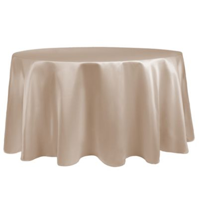 Cafe Round Tablecloth