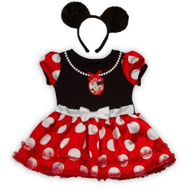 Disney® Minnie Size 24M 2-Piece Tutu Dress and Ears Set