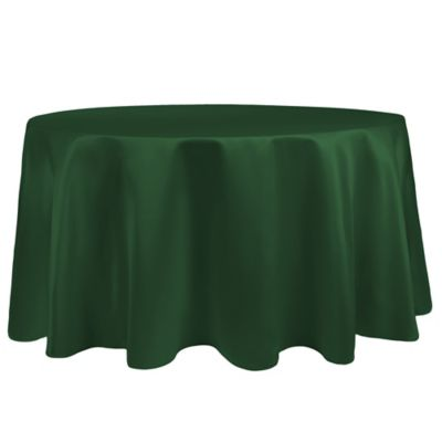 Duchess 108-Inch Round Tablecloth in Acid Green
