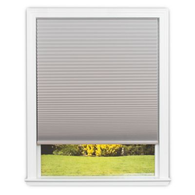 Redi Shade Easy Lift Cordless Cellular 48-Inch x 64-Inch Honeycomb Shade in White