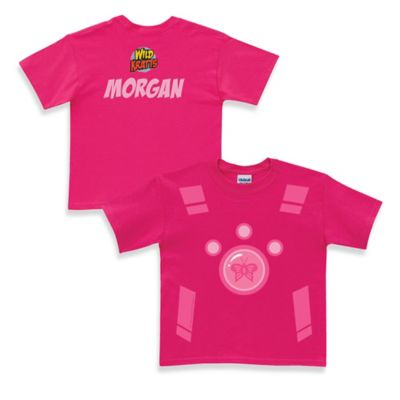 """Wild Kratts"" Size 2T Creature Power Suit T-Shirt in Hot Pink"