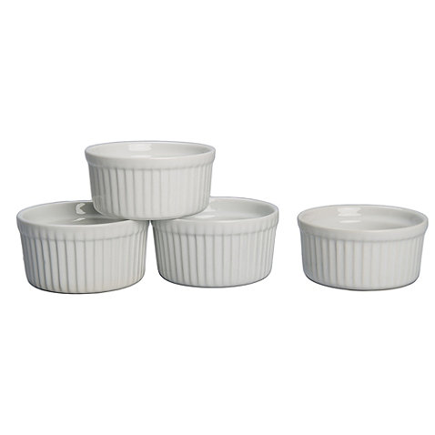 Porcelain Ramekin Bowls (Set of 4) - BedBathandBeyond.com