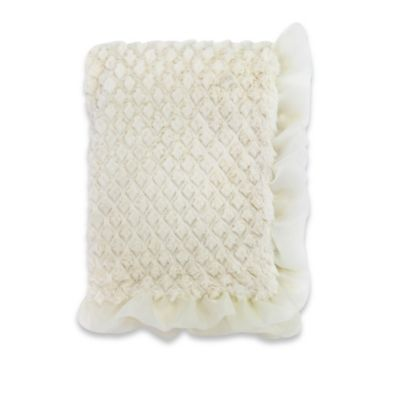 The Peanut Shell® Juliette Plush Blanket