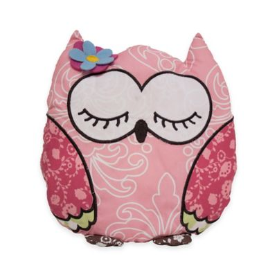 The Peanut Shell® Lainey Owl Plush Toy