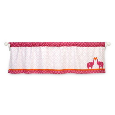 Happy Chic Baby by Jonathan Adler Party Elephant Window Valance