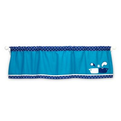 Happy Chic Baby by Jonathan Adler Party Whale Window Valance