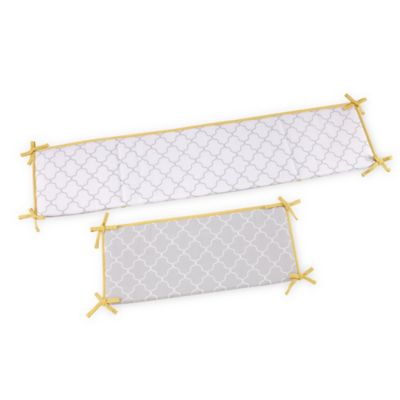 Happy Chic Baby by Jonathan Adler Safari Giraffe 4-Piece Crib Bumper Set