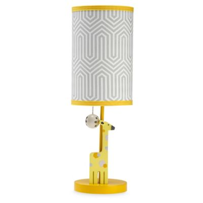 Happy Chic Baby by Jonathan Adler Safari Giraffe Lamp and Shade