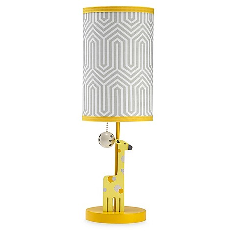 lighting happy chic baby by jonathan adler safari giraffe lamp and. Black Bedroom Furniture Sets. Home Design Ideas