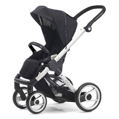 Silver/Black Full Size Strollers
