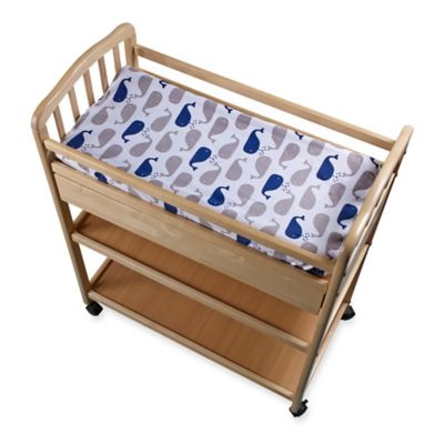 Just Born® High Seas Changing Pad Cover